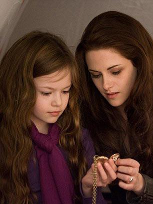 Robert Pattinson lại tình tứ bên Kristen - 4