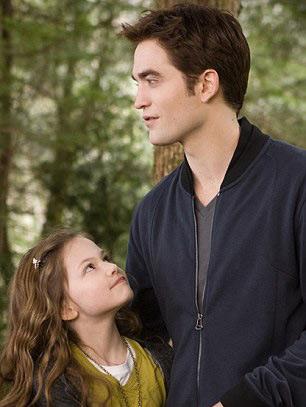 Robert Pattinson lại tình tứ bên Kristen - 5