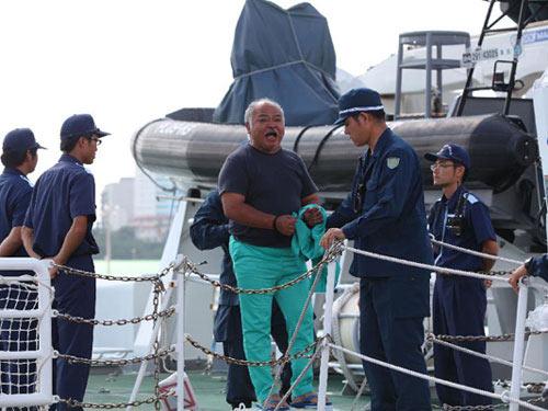 Nhật Bản trục xuất 14 nhà hoạt động Hồng Kông - 1
