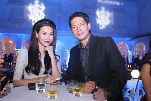 Dàn sao Việt khoe sắc đêm tiệc - 10