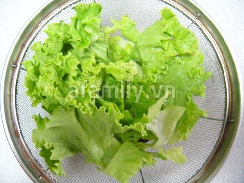 Salad đậu phụ cho ngày ăn chay - 2