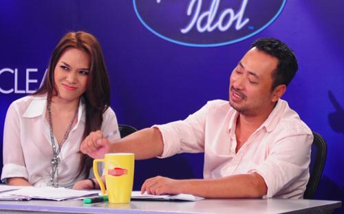 Khoảnh khắc cực nhắng của giám khảo Idol - 5