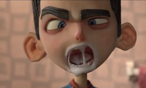 Phim hoạt hình kinh dị: Hài nhưng đau tim - 1