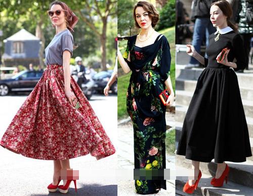 Gặp tín đồ mê váy xứ Bạch Dương - 3