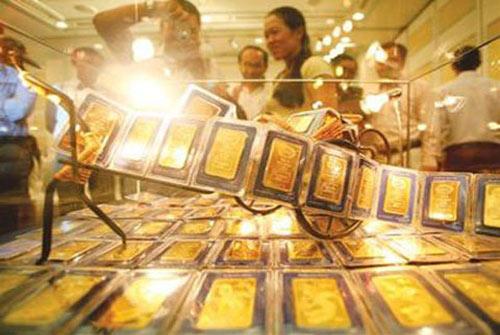 Vàng miếng được chuyển đổi thành SJC - 1