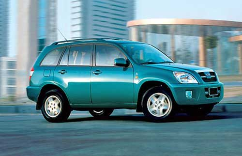 Xe hơi Trung Quốc chứa chất độc hại - 1