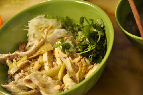 Các món trộn đậm đà hương vị Hà Nội - 2