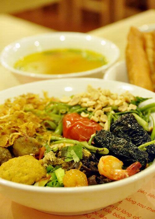 Các món trộn đậm đà hương vị Hà Nội - 3
