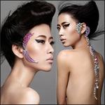 Thời trang - Ngắm phụ kiện tóc tinh tế và nghệ thuật