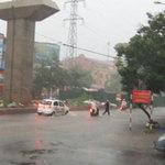 Tin tức trong ngày - Bão số 5 đổ bộ, Hà Nội lại mưa ngập