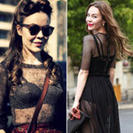 Thời trang - Gặp tín đồ mê váy xứ Bạch Dương