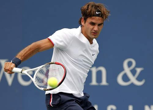 Federer – Fish: Không mất nhiều sức (Video tứ kết Cincinnati Masters), Thể thao, video federer - fish, federer, fish, tau toc hanh, fedex, Cincinnati Masters, video tennis, tennis, quan vot, tay vot, the thao, tin the thao, Nole, ATP, Masters 1000