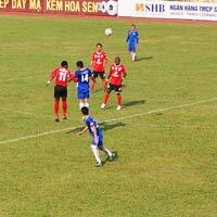 9 cầu thủ Quảng Nam bị công an triệu tập
