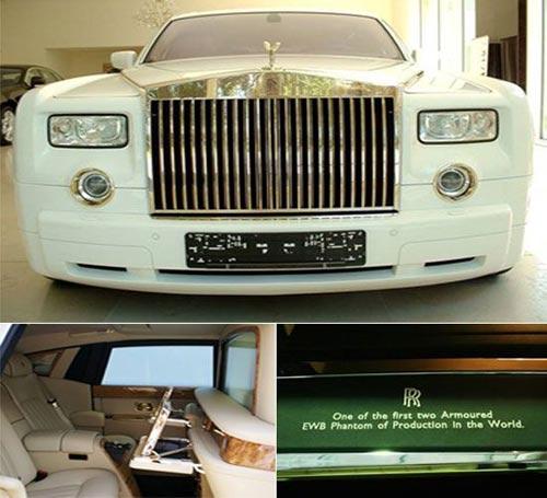 Những chiếc Rolls Royce đắt nhất hành tinh (P1) - 1