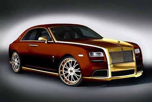 Những chiếc Rolls Royce đắt nhất hành tinh (P1) - 4