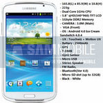 Galaxy Player chạy Android 4.0 sắp ra mắt