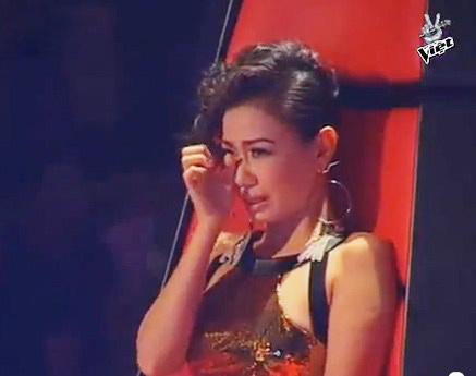 The Voice: Vòng đối đầu nhiều nước mắt - 2