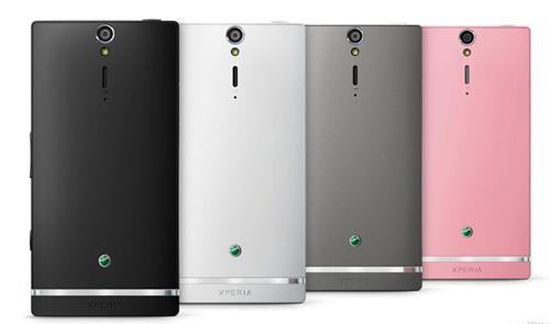Hàng 'khủng' Sony Xperia SL chính thức ra mắt - 3