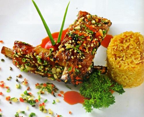 Món ăn ngon giàu năng lượng từ thịt - 1
