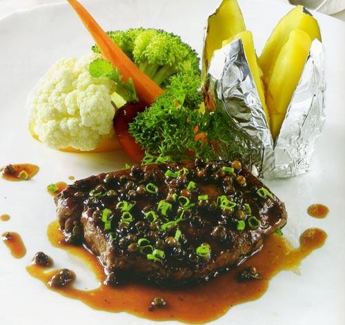 Món ăn ngon giàu năng lượng từ thịt - 2