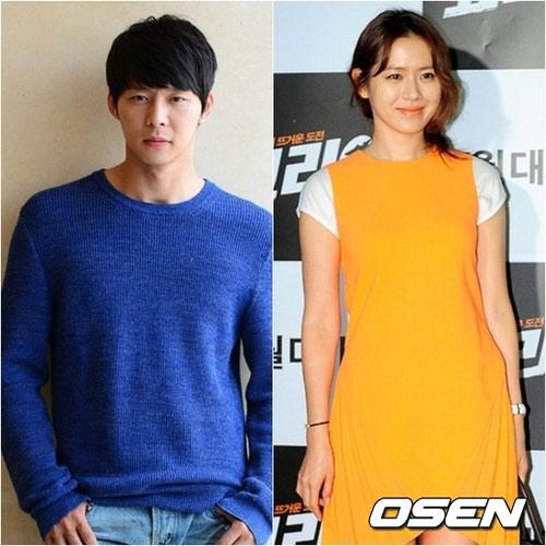 Son Ye Jin lại cặp phi công trẻ? - 1
