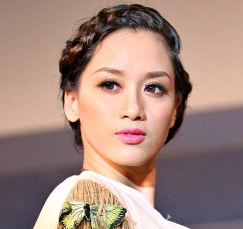 Tóc tết cho xu hướng thời trang 2013 - 3