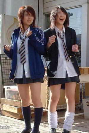 Đồng phục nữ sinh Nhật sexy nhất châu Á? - 18