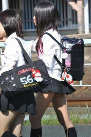 Đồng phục nữ sinh Nhật sexy nhất châu Á? - 3
