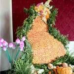 Phi thường - kỳ quặc - Phượng hoàng tỉa bằng củ, quả lớn nhất VN