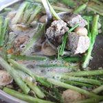 Ẩm thực - Lẩu cháo cua đồng thơm ngon bổ dưỡng