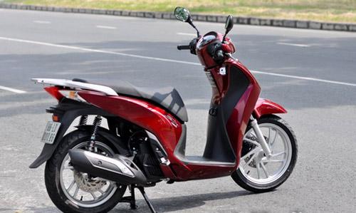 """Honda SH 2012: """"Rẻ"""" nhưng không """"ôi"""" ? - 4"""
