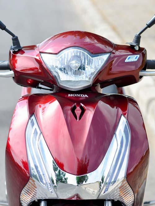 """Honda SH 2012: """"Rẻ"""" nhưng không """"ôi"""" ? - 5"""