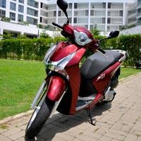 """Honda SH 2012: """"Rẻ"""" nhưng không """"ôi"""" ?"""