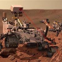 Tàu thăm dò sao Hỏa gặp sự cố đầu tiên
