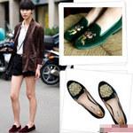 """Thời trang - """"Xoa dịu"""" đôi chân với giày đế bệt"""