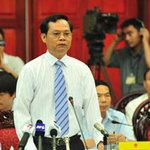 Tin tức trong ngày - Bổ nhiệm Dương Chí Dũng không hỏi Thanh tra