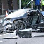 Ô tô - Xe máy - Pagani Zonda nát đầu, 'triệu phú' tử vong