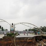 """Tin tức trong ngày - Lạc đường vì """"hố tử thần"""" ở Hà Nội"""