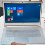 Acer Aspire S7 cảm ứng, chạy Windows 8