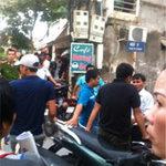 An ninh Xã hội - Hà Nội: Án mạng ghê rợn trong quán cà phê