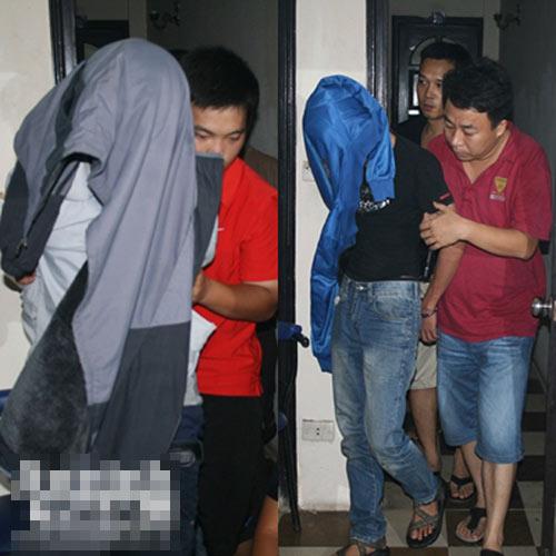 Chùm ảnh bắt nhóm buôn ma túy xuyên quốc gia - 3