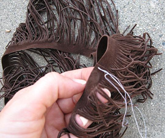 Chế vòng đeo cổ tua rua kiểu Bô-hê-miêng - 2