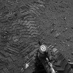 Tin tức trong ngày - Tàu thám hiểm Sao Hỏa di chuyển thành công