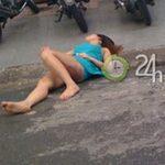 Tin tức trong ngày - TPHCM: Thiếu nữ trẻ nhảy lầu tự tử