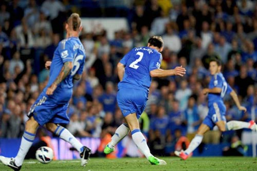 "Chelsea thăng hoa: Hãy chờ ""đôi cánh"" - 1"