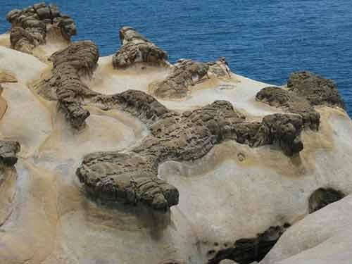 Sắc đá kỳ quặc ở 'mũi đất ma quỷ Yehliu' - 5