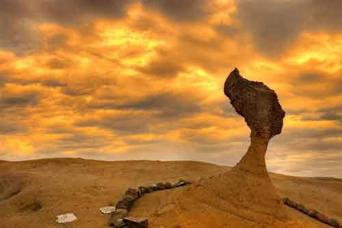 Sắc đá kỳ quặc ở 'mũi đất ma quỷ Yehliu' - 6