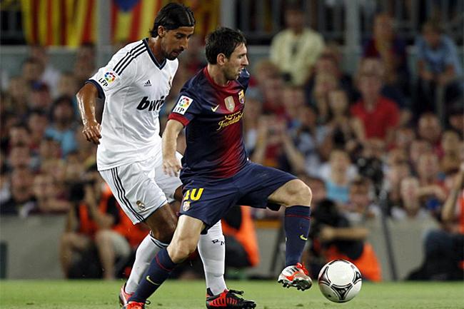 Các cơ hội cũng đã được tạo ra tuy nhiên Barca chưa thể tận dụng, đặc biệt là Messi.