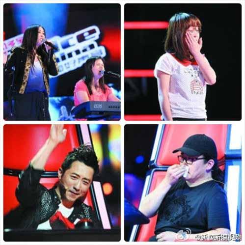 Chiêu trò hút khách của The Voice Trung Quốc - 1