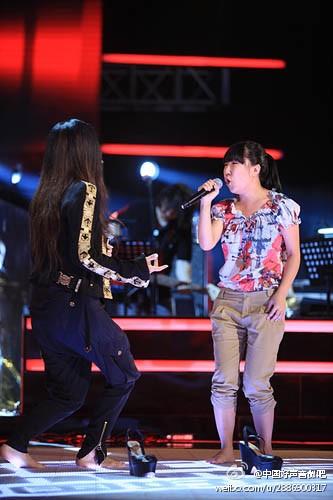 Chiêu trò hút khách của The Voice Trung Quốc - 5